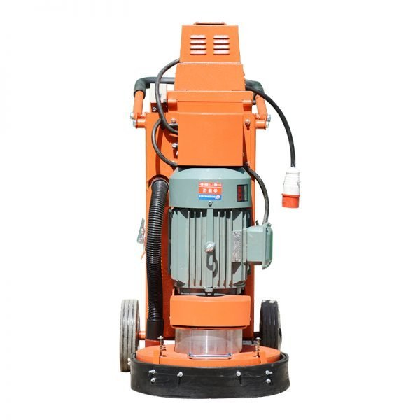 how much will a concrete grinder remove