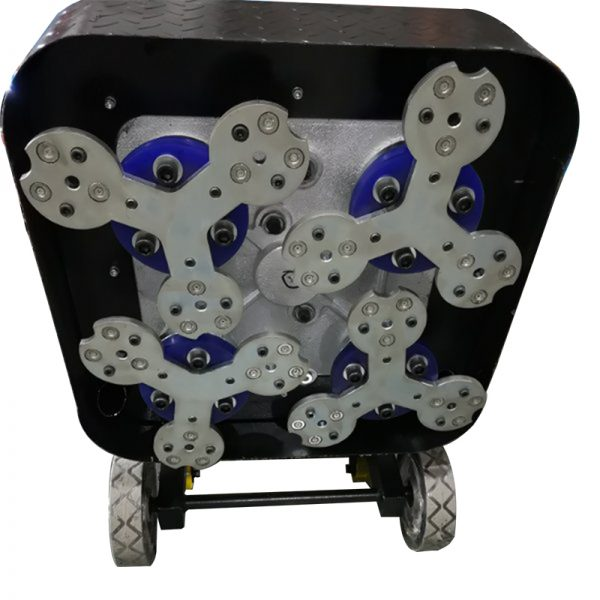 580 concrete grinder chassis